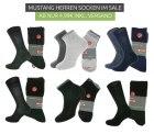 Mustang Herren Socken von 4,99€ – 5,99€ inkl. Versand [idealo 4er Pack MUSTANG Socken Grau MU31001 für 24,99€] @Outlet46