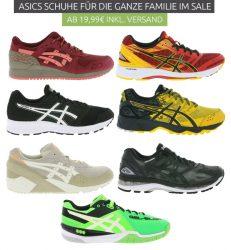 Outlet46: Asics Sneaker ab 19,99 Euro im Sale z.B. asics Gel-Contend 4 Herren Laufschuh für nur 19,99 Euro statt 42,90 Euro bei Idealo