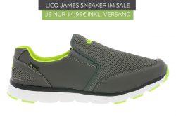 Outlet46: LICO James Sneaker für nur 14,99 Euro statt 42,99 Euro bei Idealo