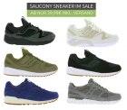 Outlet46: Saucony Sneaker Sale ab 35,99 Euro inkl. Versand, z.B. Saucony Shadow 5000 für 56,69€ [Idealo 64,99€]