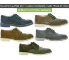 Outlet46: SCARPE ITALIANE Herren Echtleder-Schuhe für nur je 19,99 Euro statt 44,90 Euro bei Idealo