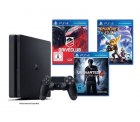 @real: Sony PS4 1TB Slim inkusive Uncharted 4, Driveclub und Ratchet & Clank 269€ (Idealo: 314€)