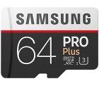 Samsung PRO Plus Micro SDXC 64GB bis zu 100MB/s Class 10 U3 Speicherkarte für 37,46 € (51,41 € Idealo) @Amazon