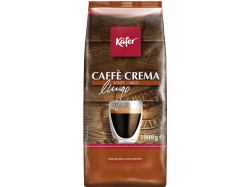 Saturn: KÄFER CaffeCrema Kaffeebohnen 1000 g Beutel für nur 7 Euro statt 10,08 Euro bei Idealo