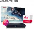 Sky Starter Paket + Sky Cinema + gratis Sky+ Pro-Festplattenleihreceiver inkl. Sky Go für 19,99 € mtl. statt 37,49 € mtl. im 12-Monats-Abo @Sky