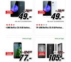 Smartphone Sale @Media-Markt z.B. ACER Liquid Z6 5 Zoll Android 6.0 Smartphone für 77 € (104,98 € Idealo)