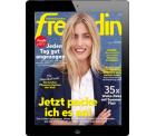 26 Ausgaben der Zeitschrift freundin als E-Paper komplett gratis, sonst 48€
