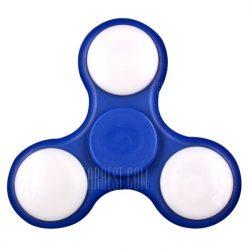 Anti Stress LED Fidget Finger Spinner für 0,08€ + 0,45€ VSK [panda 0,83€] @Gearbest