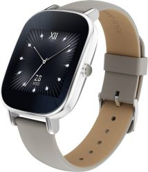 ASUS Zenwatch 2 Smart Watch Silber für 99 € (150,99 € Idealo) @Media-Markt
