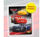 Cars Stickeralbum + 6 Sticker kostenlos und versandkostenfrei bei Panini bestellen