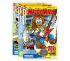 Gratis-Ausgabe: 1 Ausgabe Micky Maus GRATIS (endet automatisch, kein Abo)