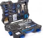 Atrox AY 29088 Steckschlüssel-Werkzeugsatz 303-tlg. mit Gutscheincode für 59,75 € (79,99 € Idealo) @Garten XXL