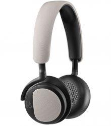 B&O Play by Bang & Olufsen H2 Silver Cloud On-Ear Headset Kopfhörer Wie Neu nur OVP beschädigt für 84,06€ [idealo 109,95€] @ebay