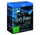 Harry Potter Blu-ray-Komplettbox ( 1-7 ) für 17,16€ inkl. Versand [idealo 50€] @Amazon.it