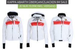Outlet46: Kappa 4Cento Übergangs-Jacken für nur je 19,99 Euro statt 55,35 Euro bei Idealo
