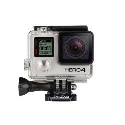 [refurbished] GoPro HERO4 Silver Action-Cam für 197,91€ inkl. Versand mit Gutschein [idealo Wie Neu 264,90€] @ebay