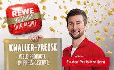 Rewe-Lieferservice: 15 € Rabatt mit einem MBW von 75 € + kostenloser Versand