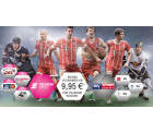 Telekom Sport (Fußball 3. Liga, Eishockey BL und Basketball BL) + Sky Sport Kompakt (Fußball BL, Champions League und Handball BL) ab 9,95 € mtl. @Telekom