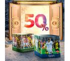 50% Rabatt auf alle Wunschpakete im Weihnachts-Special @Sky z.B. Entertainment Paket für nur € 11 mtl.