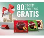 80 Senseo Pads GRATIS @Senseo