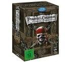 Saturn.de: Pirates of the Caribbean – Die Piraten-Quadrologie (5 Blu-rays) für 12,99 Euro [Idealo 17,99 Euro]