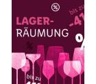 Bis zu 51% Rabatt auf Weine + 10% Extra Rabatt auf Wein- und Spirituosen + Versandkostenfrei @Lidl