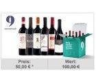 DailyDeal.de: neunweine.at Weine-Onlineshop: 100 Euro Gutschein für 50 Euro