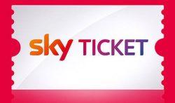 Paypal: 66% Rabatt auf Sky Ticket (für 3 Monate nur 9,99 Euro statt 29,97 Euro)