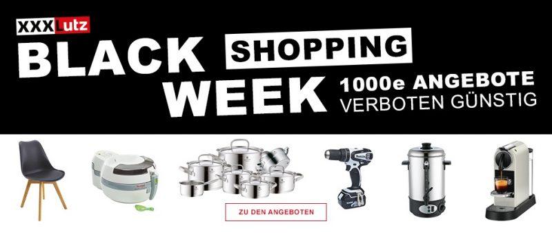 Xxxl Shop Black Shopping Week Mit 25 Rabatt Auf Möbel Und