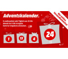 Mediamarkt Adventskalender 2019 mit täglich neuen Angeboten