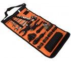 Amazon – Black+Decker Rolltasche mit Werkzeug, Taschenlampe, Schrauberklingen...