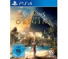 Assassins Creed Origins für Playstation 4 (USK 16) 57,85 € statt 59,50  € laut idealo