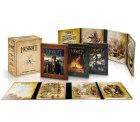 Der Hobbit Trilogie – Extended Edition als exklusive Sammleredition (Blu-ray Digipacks) für 13,97 € (48,99 € Idealo) @Amazon