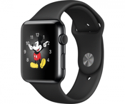 Gravis Filiale: Apple Watch 42mm Sportarmband für 239 Euro [ Idealo 299 Euro ]
