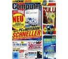 Kiosk.news: 26 Ausgaben Computer Bild mit DVD für 136,50 Euro + 140 Euro Amazon Gutschein als Prämie