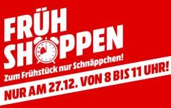 [nur im Markt] MediaMarkt Frühshoppen, z.B. das HP 14-bs070ng Notebook für 197€ (283,99€ PVG)