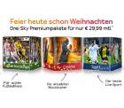 Sky Cinema Paket + Sky Sport Paket + Sky Fußball-Bundesliga-Paket + HD für 29,99 € mtl. statt 61,49 € mtl. @Sky