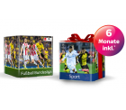 Sky – Fußball Bundesliga Paket mit 50% Ersparnis + Sport Paket 6 Monate gratis