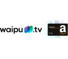 Waipu.tv comfort für 4,99 Euro mtl. ( monatlich kündbar ) + 10 Euro  Amazon-Gutschein