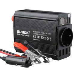 Wechselrichter 300 Watt mit 2 USB Ausgängen für 17,99EUR @Amazon