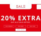 Esprit – 20% Extrarabatt auf alle reduzierten Sale-Artikel durch Gutscheincode (kein MBW)