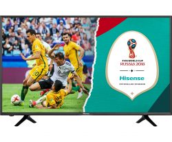 Hisense H65NEC5205 LED-Fernseher (4K/UHD, 163 cm [65″], Smart TV) für 799€ inkl. Versand [idealo 899,99€] @ebay