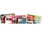 MagClub: Von 23 verschiedene Zeitschriften  ein 1 Jahresabo komplett kostenlos