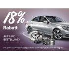 PKWTeile.de: 18% Rabatt auf Ersatzteile