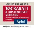 real Lebensmittel Onlineshop – 10€ Gutschein mit einem MBW von 80€