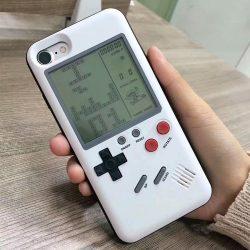 Spielbares Tetris Gameboy Case/Hülle für verschiedene iPhones für 8,59€ mit Gutschein @tomtop