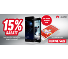 15% Rabatt auf Huawei Smartphones mit Gutscheincode @Notebooksbilliger z.B. HUAWEI Y7 5,5 Zoll 16GB Android 7.0 Dual SIM für 126,65 € (161,47 € Idealo)
