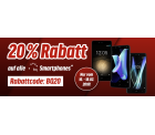 20% Rabatt auf BQ Smartphones mit Gutscheincode @Notebooksbilliger z.B. BQ Aquaris X Pro 64GB 5,2 Zoll Android 7.1.1 für 215,20 € (284,90 € Idealo)