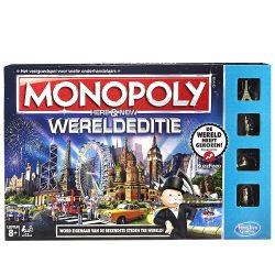 Amazon: 10% Extra-Rabatt auf mehr als 50.000 Spielzeuge und Kostüme z.B. Hasbro Monopoly Weltausgabe für nur 20,59 Euro statt 35,29 Euro bei Idealo