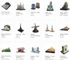 @creativePark: kostenlos Papiemodelle zum Selberbasteln wie Autos, Architektur, Flugzeuge, Tiere …